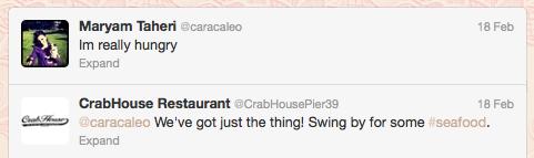 Продвижение ресторана через твиттер